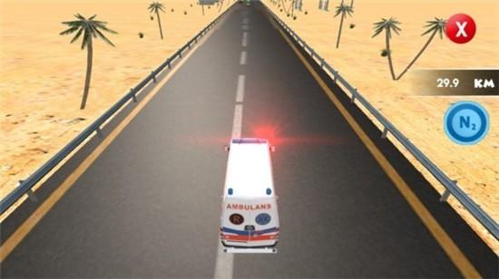 极速救护车模拟器手游
