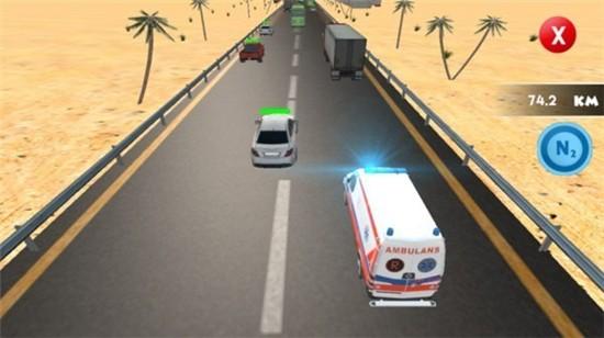 极速救护车模拟器安卓版