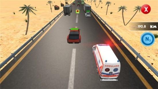 极速救护车模拟器安卓版下载