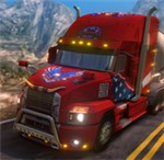 汉化美国卡车模拟器