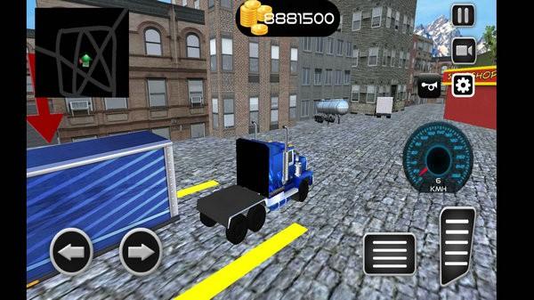 运货卡车模拟器破解版