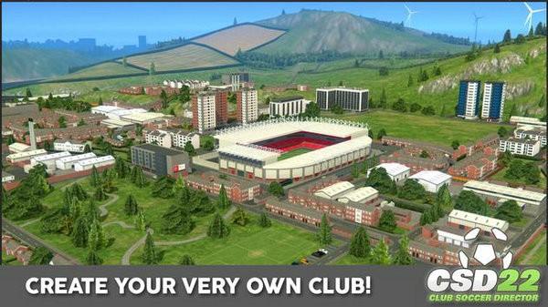 足球俱乐部经理2022破解版