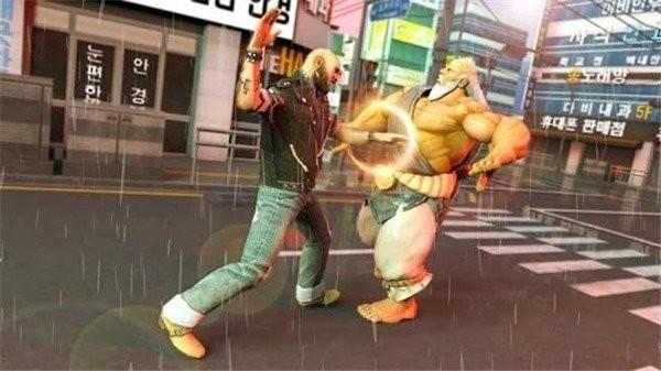 街头战士3D免费破解版