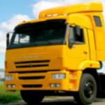 卡车模拟器东部道路 v1.0