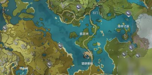原神夜泊石在哪采集 原神夜泊石分布位置介绍